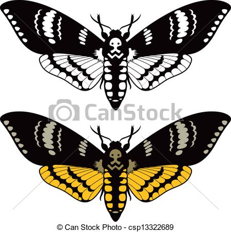 Hawk Moth clipart #4, Download drawings