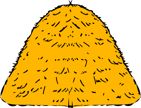 Haystack clipart #12, Download drawings