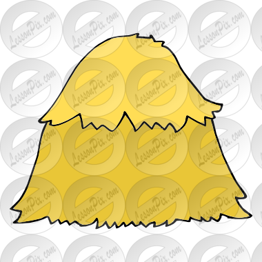 Haystack clipart #3, Download drawings