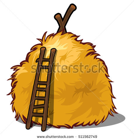 Haystack clipart #2, Download drawings