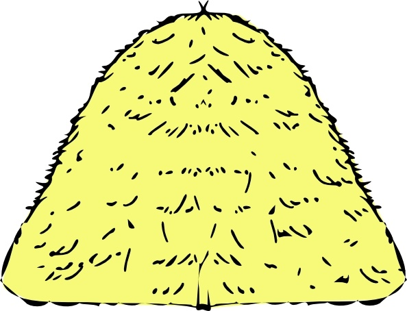 Haystack clipart #4, Download drawings