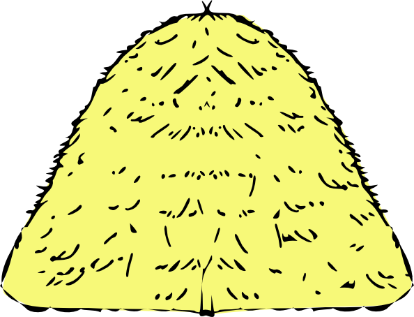 Haystack clipart #13, Download drawings