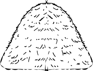 Haystack clipart #6, Download drawings
