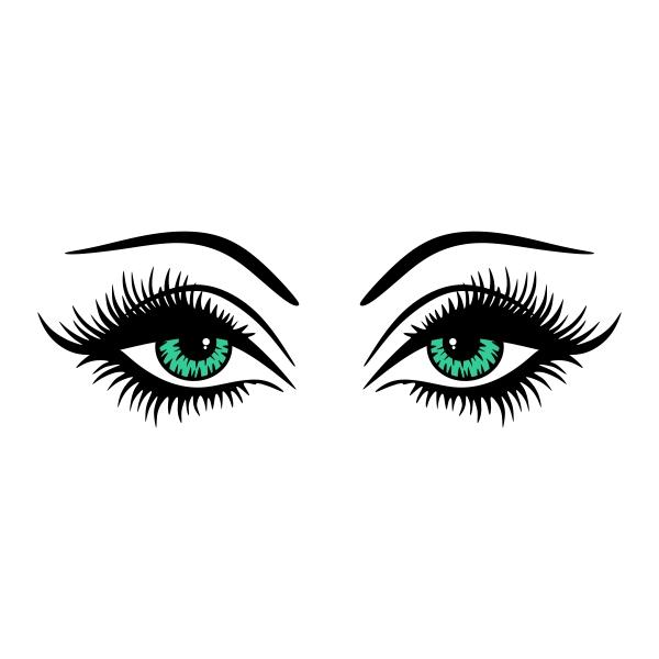 Hazel Eyes svg #2, Download drawings