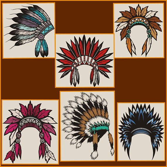 Headdress svg #6, Download drawings