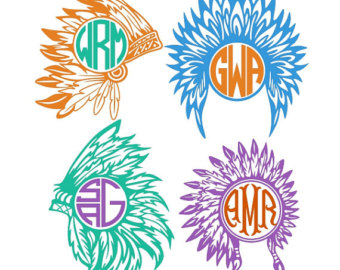 Headdress svg #3, Download drawings