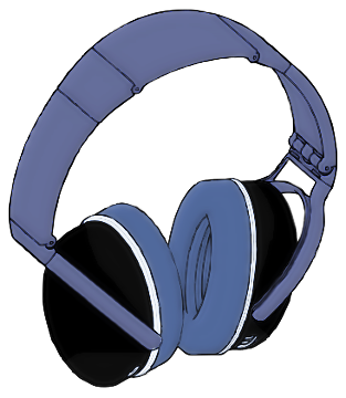Headphones clipart #9, Download drawings