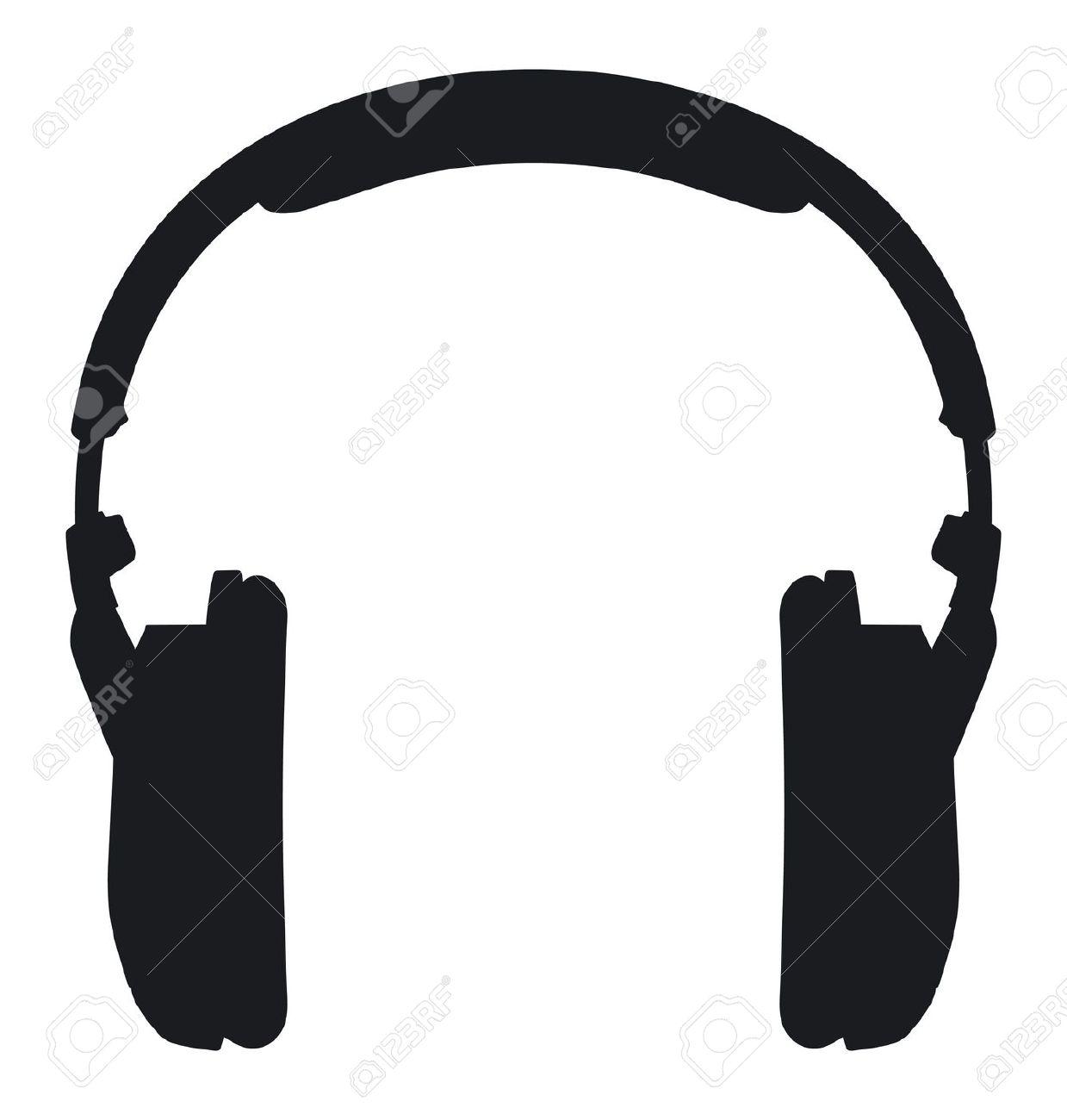 Headphones clipart #4, Download drawings