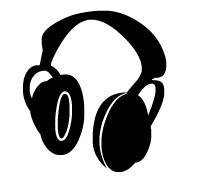 Headphones clipart #17, Download drawings