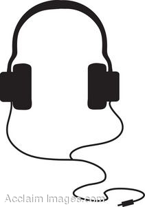Headphones clipart #2, Download drawings