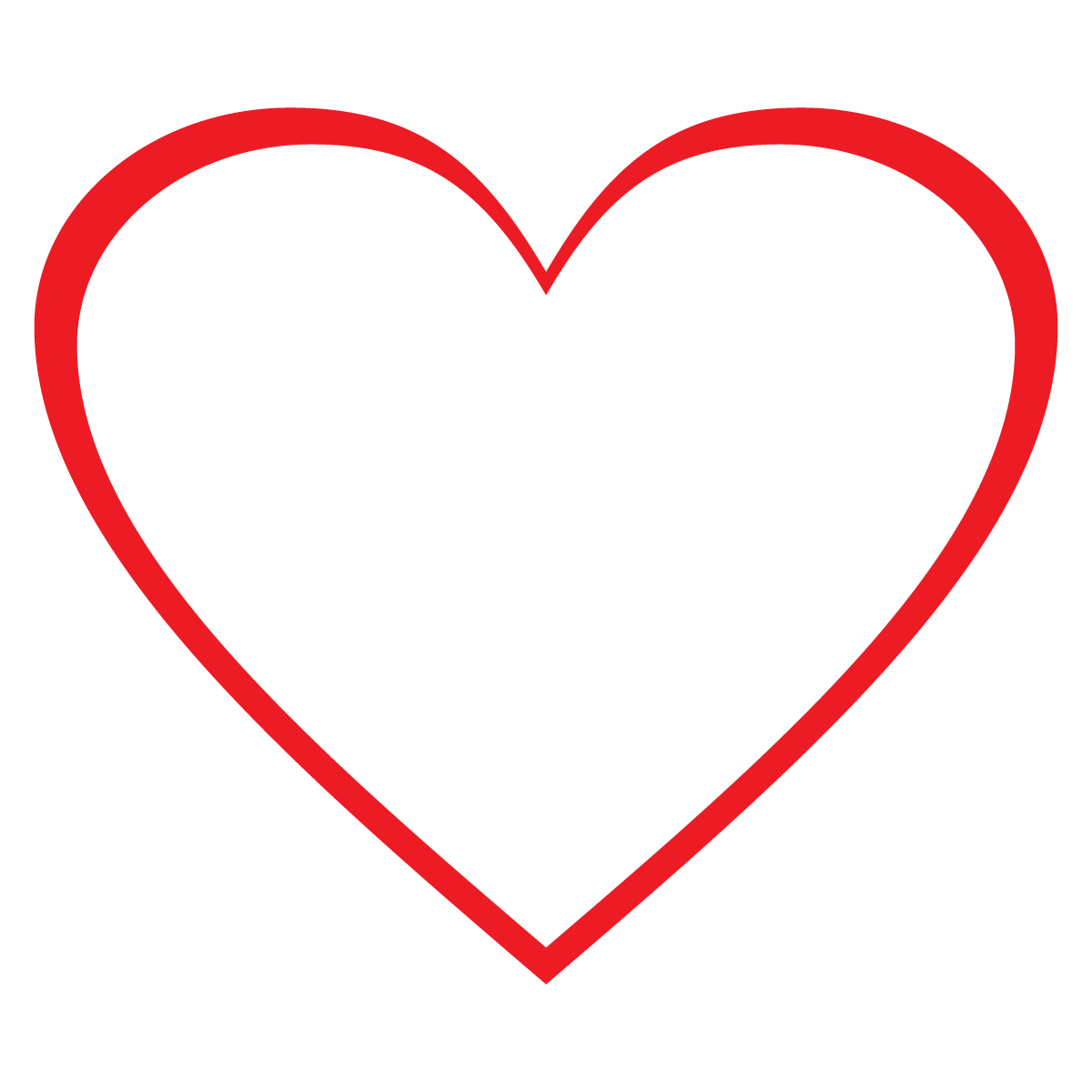 Heart clipart #8, Download drawings