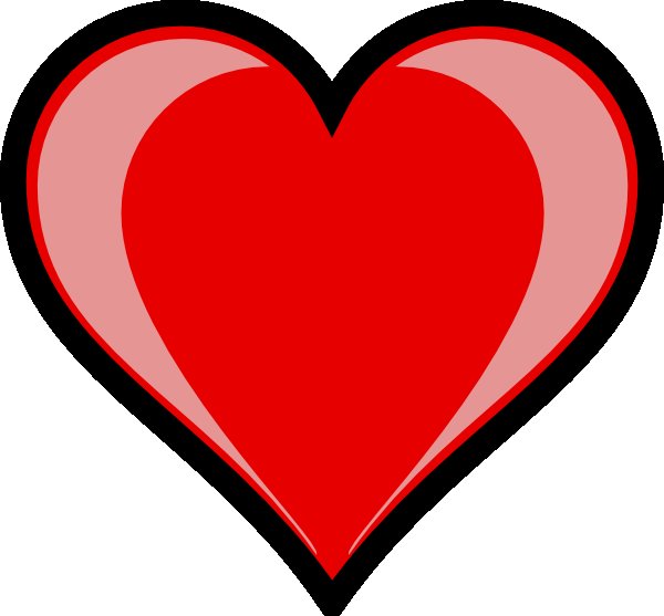 Heart clipart #6, Download drawings