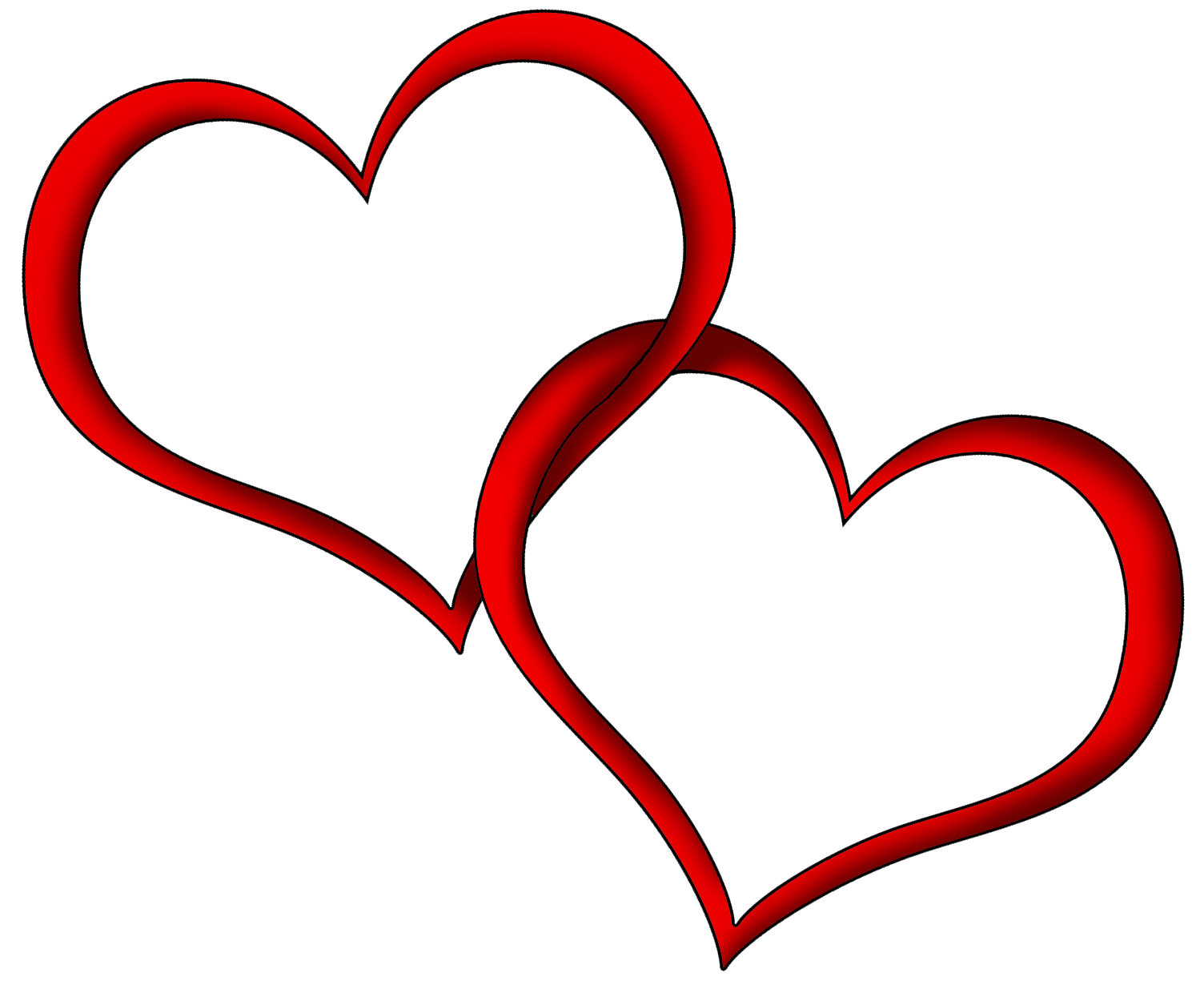 Heart clipart #2, Download drawings
