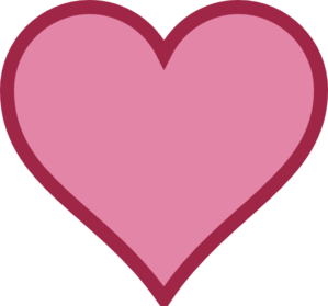 Heart clipart #4, Download drawings