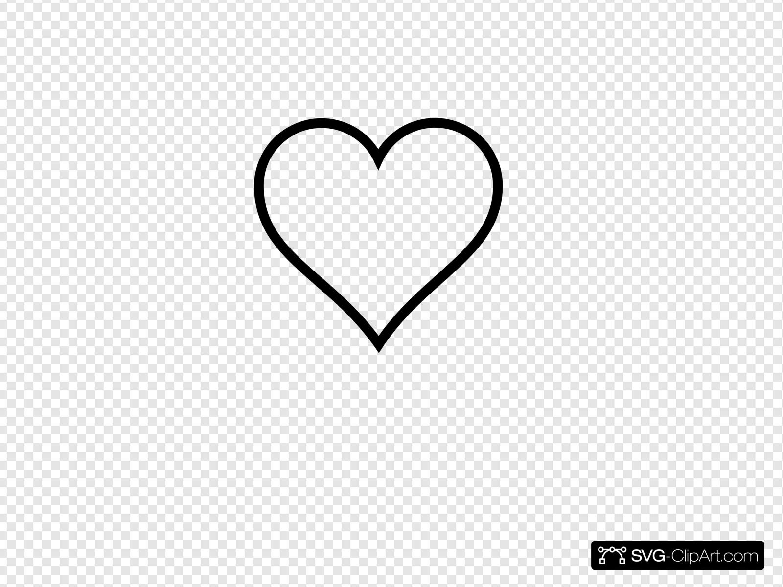 heart shape svg #1055, Download drawings