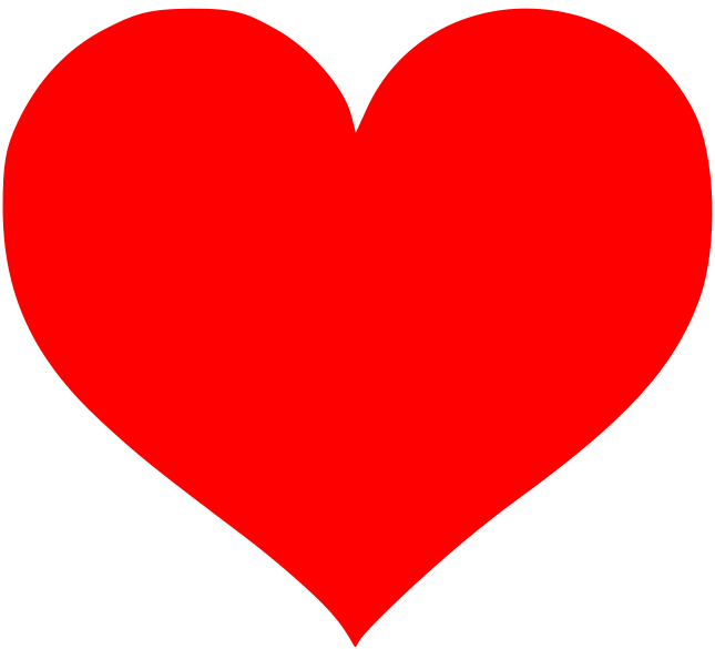heart shape svg #1107, Download drawings