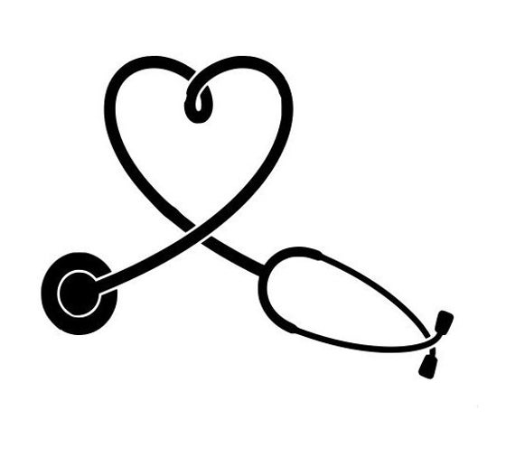 heart stethoscope svg #593, Download drawings