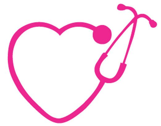 heart stethoscope svg #591, Download drawings