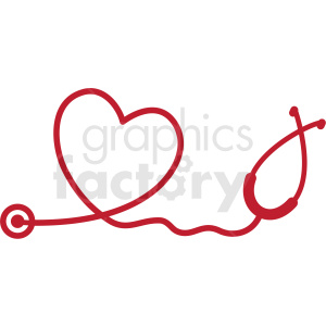 heart stethoscope svg #588, Download drawings