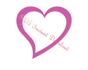 Heart svg #2, Download drawings