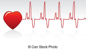 Heartbeat clipart #7, Download drawings