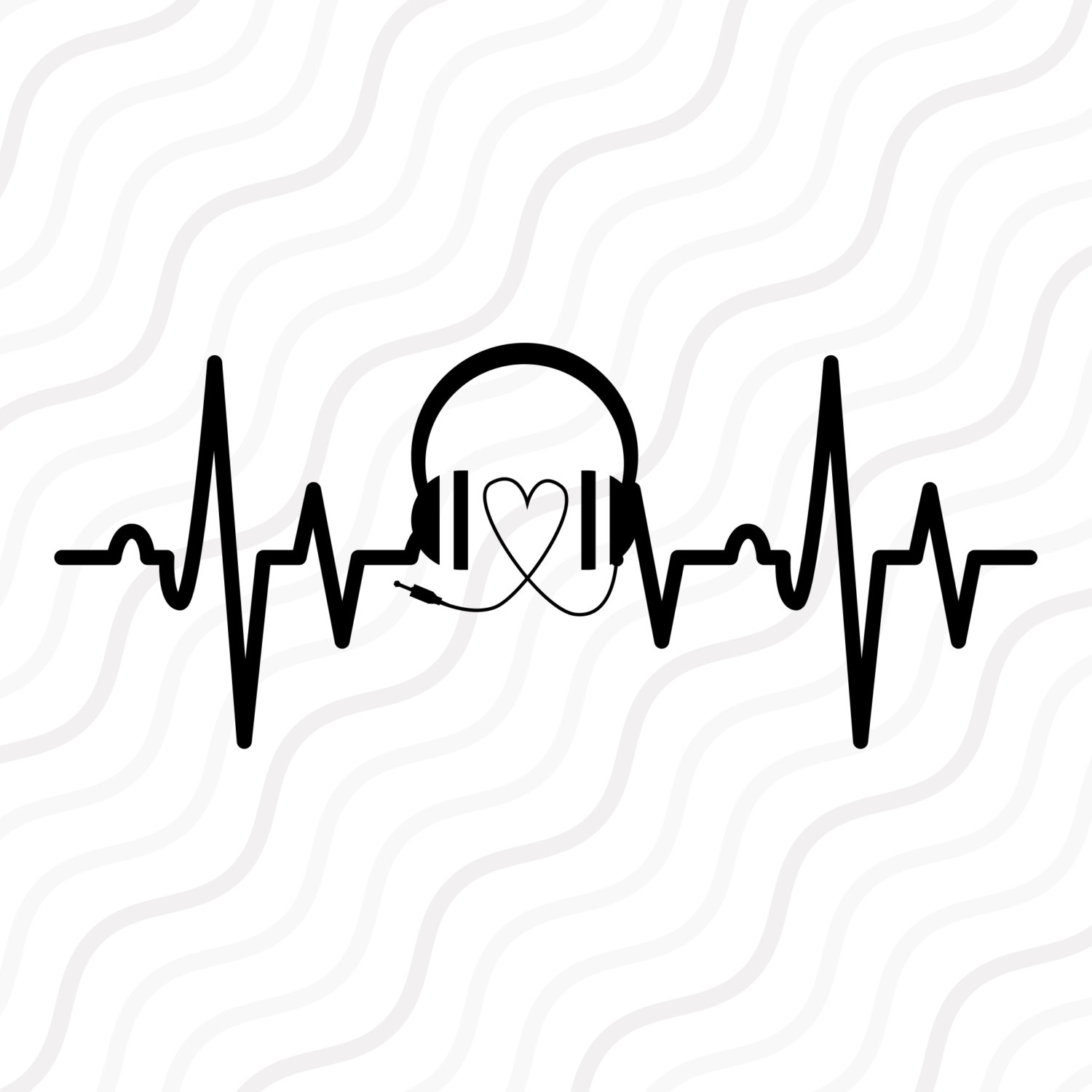 Heartbeat svg #12, Download drawings
