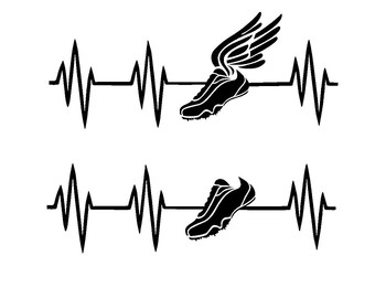 Heartbeat svg #9, Download drawings