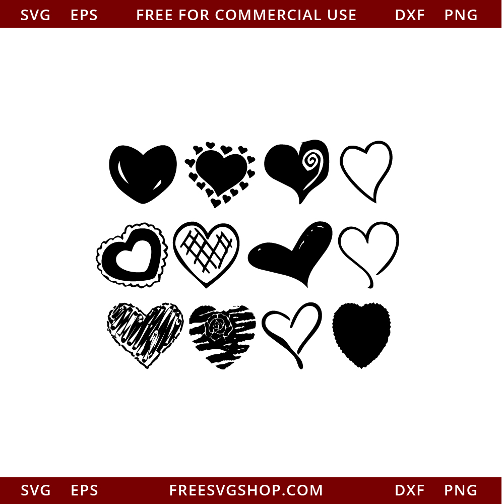 hearts svg #769, Download drawings