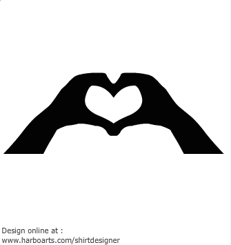 Heart-shaped clipart #19, Download drawings