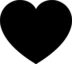 Heart-shaped clipart #16, Download drawings