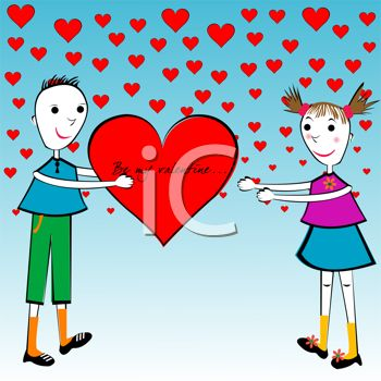 Heart-shaped clipart #15, Download drawings