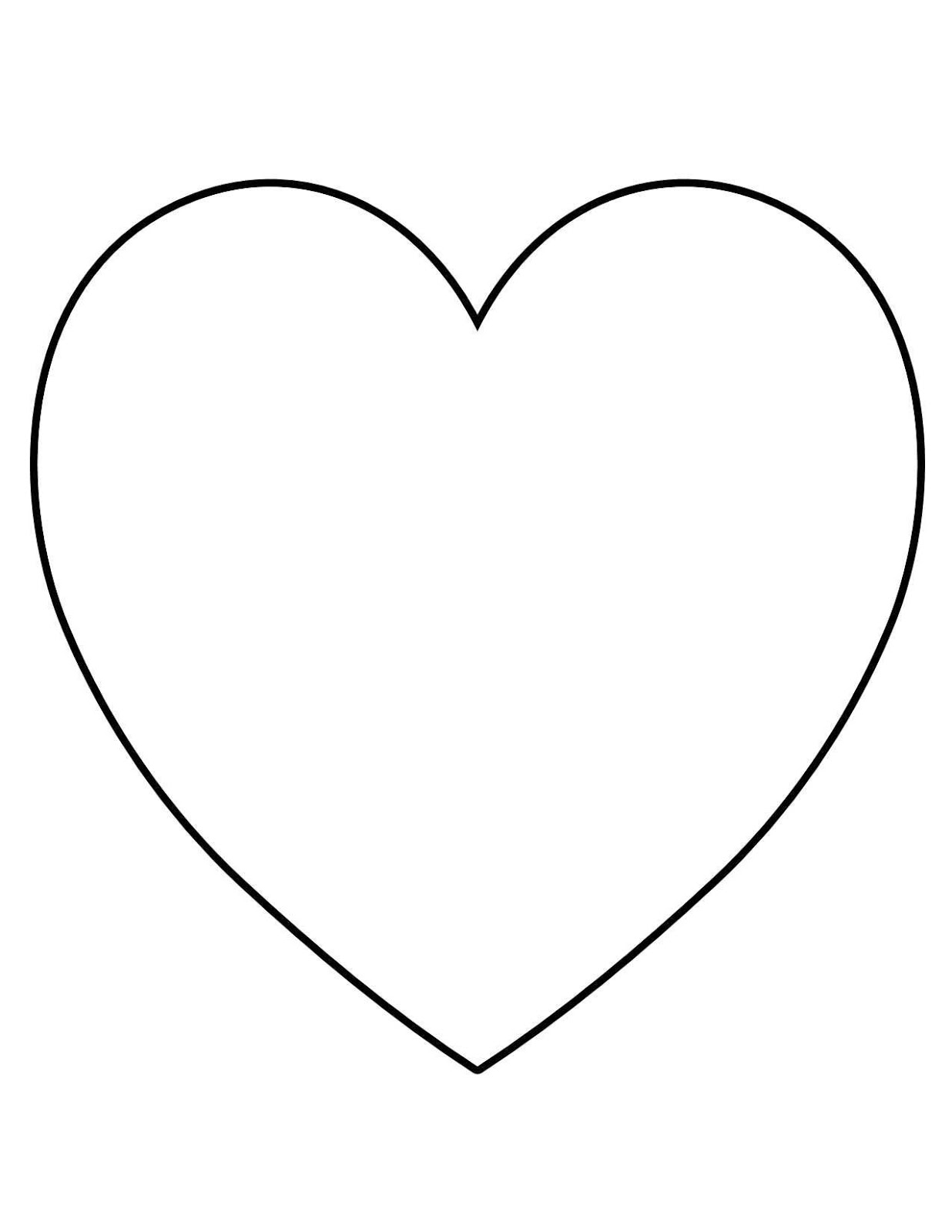 Heart-shaped clipart #13, Download drawings