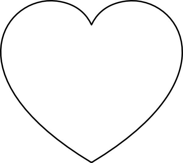 Heart Shaped Coloring Download Heart Shaped Coloring