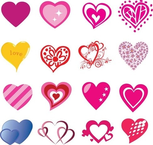 Heart-shaped svg #2, Download drawings