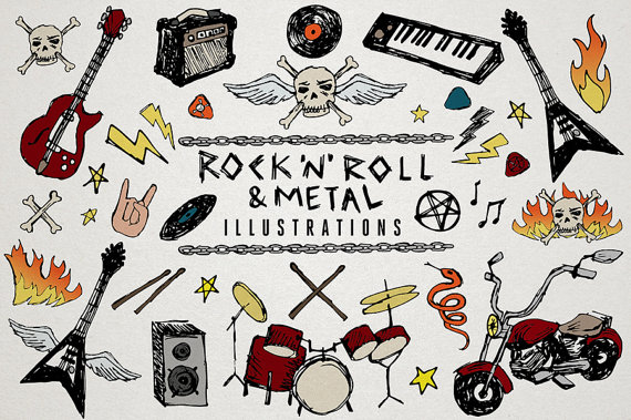 Heavy Metal clipart #18, Download drawings
