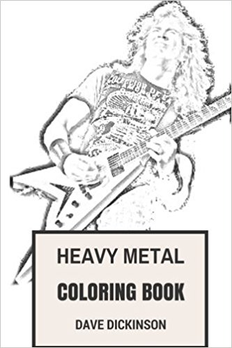 Heavy Metal coloring #10, Download drawings