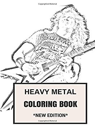 Heavy Metal coloring #16, Download drawings