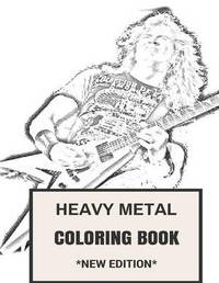 Heavy Metal coloring #2, Download drawings