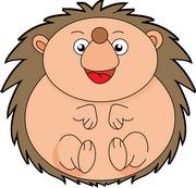 Hedgehog clipart #14, Download drawings