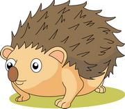 Hedgehog clipart #9, Download drawings