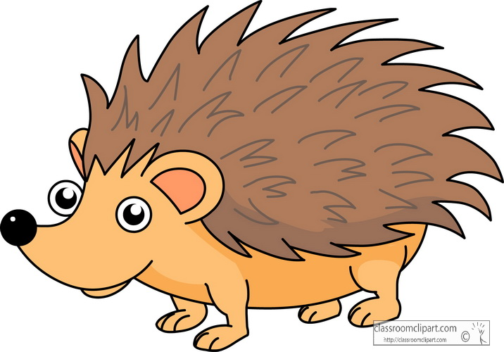 Hedgehog clipart #5, Download drawings