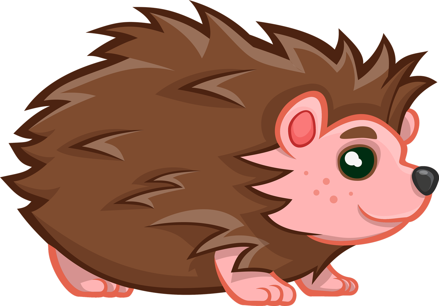 Hedgehog clipart #10, Download drawings