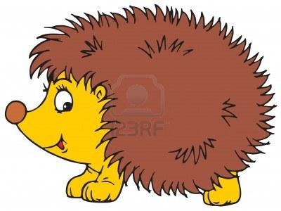 Hedgehog clipart #19, Download drawings