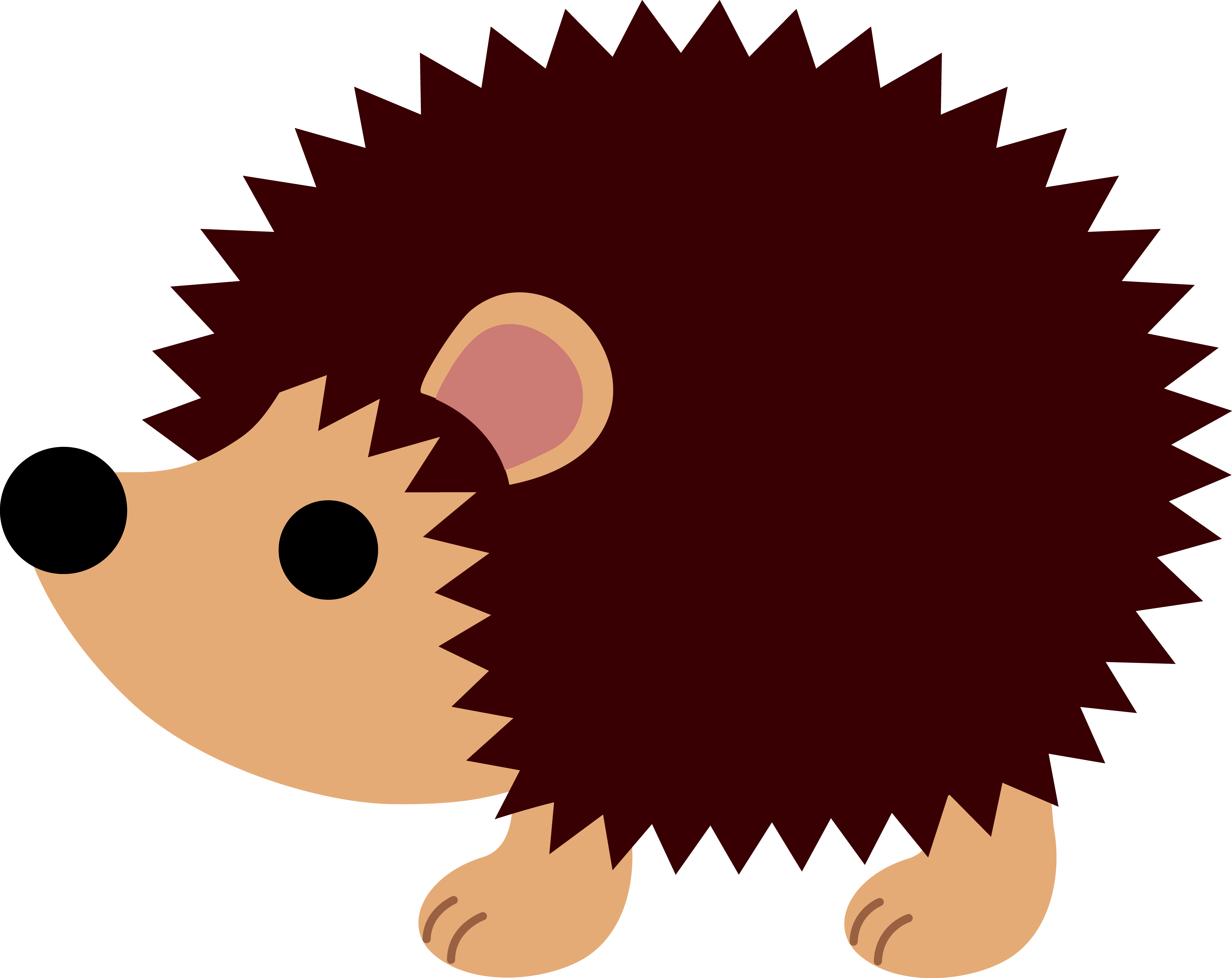 Hedgehog svg #5, Download drawings