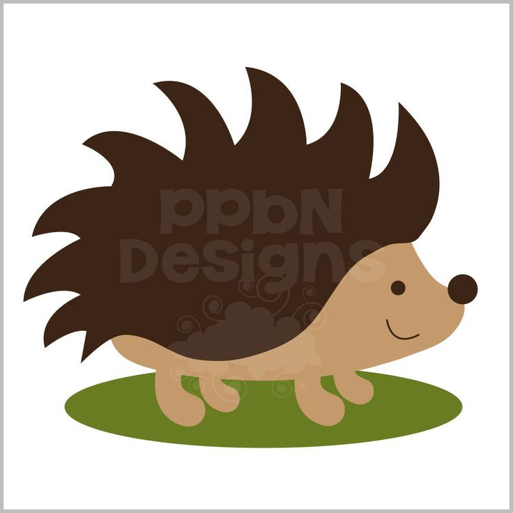 Hedgehog svg #1, Download drawings