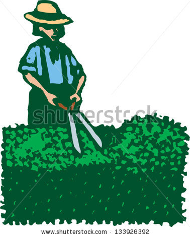 Hedges clipart #5, Download drawings