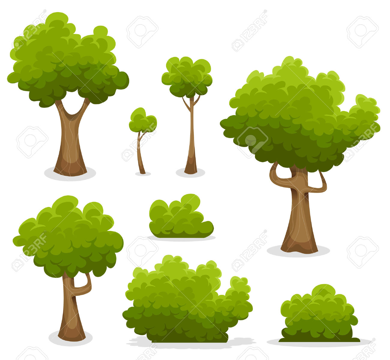 Hedges clipart #4, Download drawings