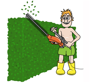 Hedges clipart #2, Download drawings
