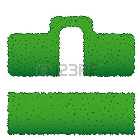 Hedges clipart #14, Download drawings