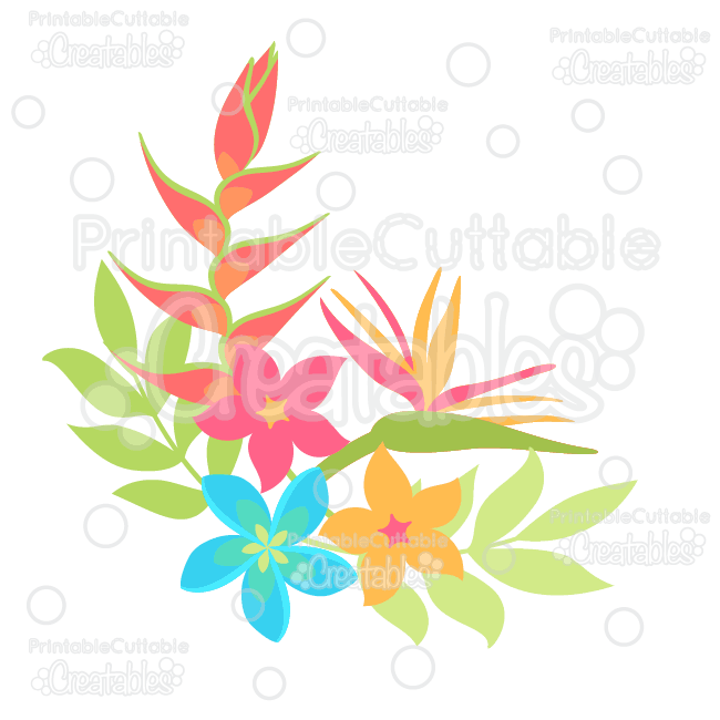 Tropical svg #16, Download drawings